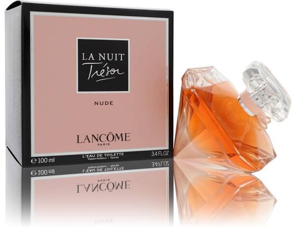 La Nuit Tresor Nude Perfume by Lancome