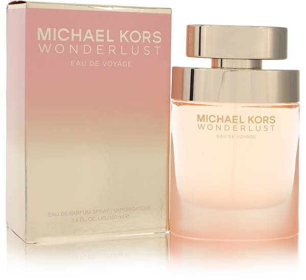 Michael Kors Wonderlust Eau De Voyage Perfume by Michael Kors