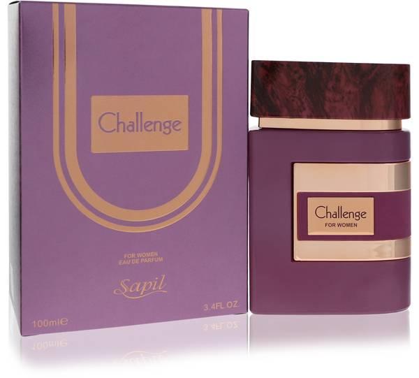 Sapil Challenge Perfume