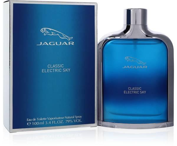 Jaguar Classic Electric Sky Cologne by Jaguar