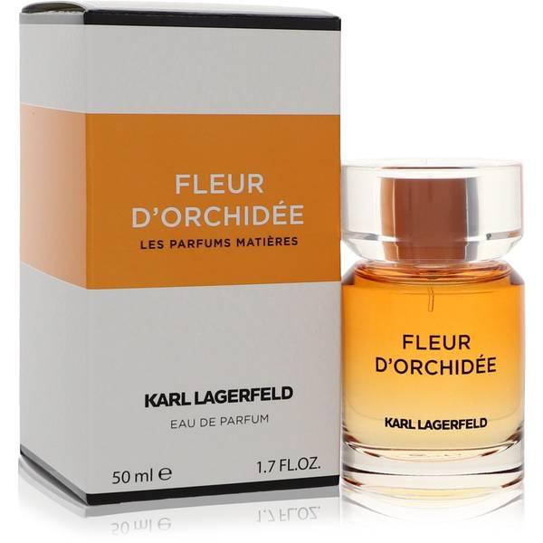 Fleur D'orchidee Perfume by Karl Lagerfeld