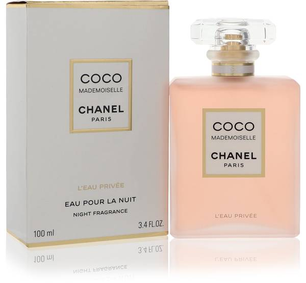 Coco Mademoiselle L'eau Privee Perfume