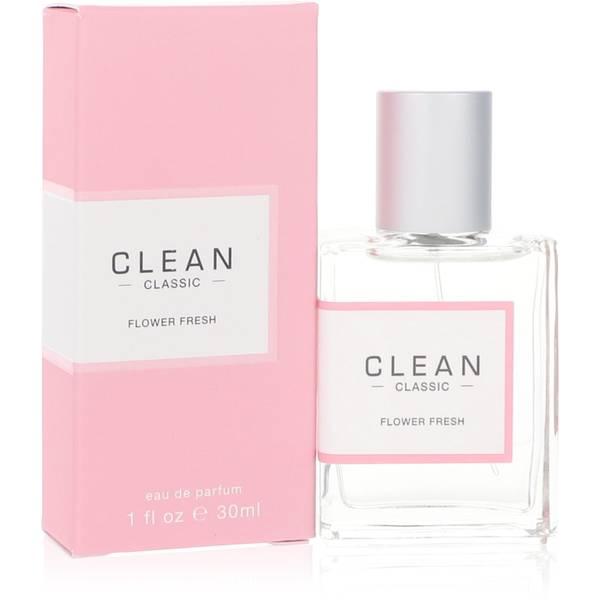 Clean Classic Flower Fresh Perfume by Clean