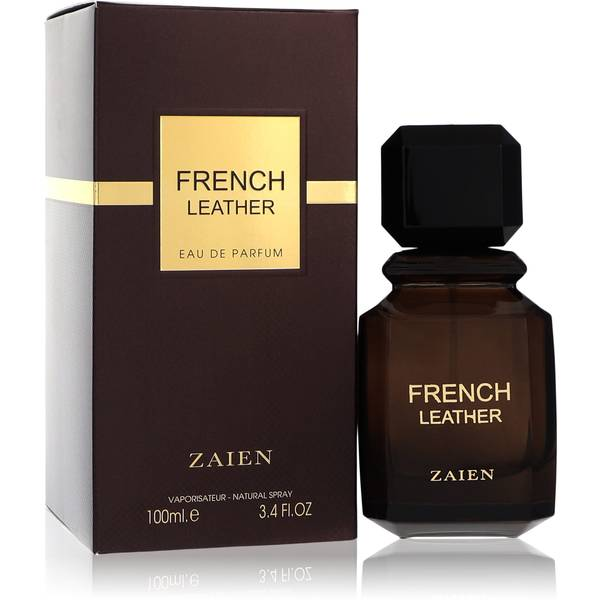 Zaien French Leather Cologne