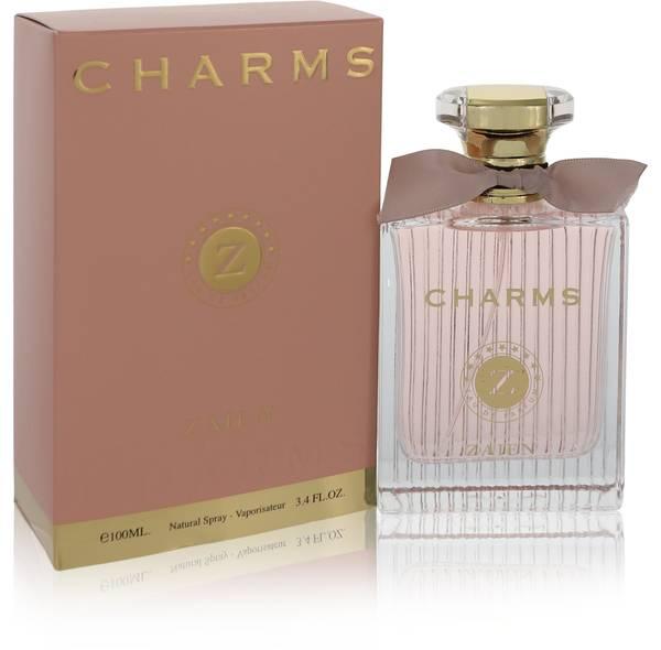 Zaien Charms Perfume by Zaien