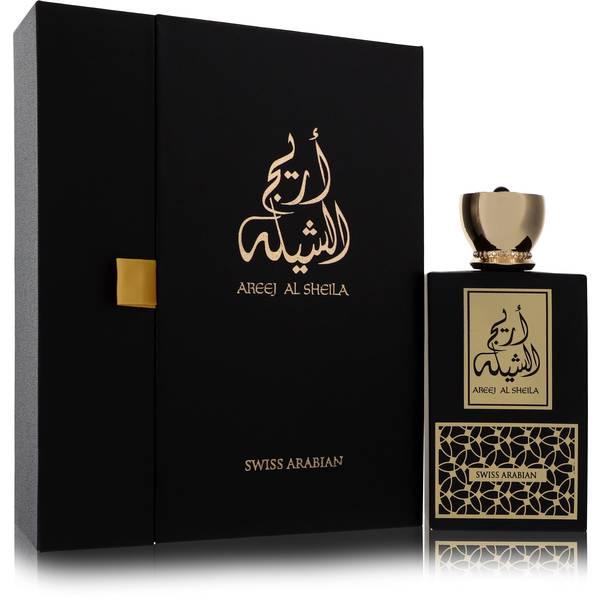 Areej Al Sheila Perfume by Swiss Arabian