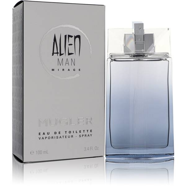 Alien Man Mirage Cologne by Thierry Mugler