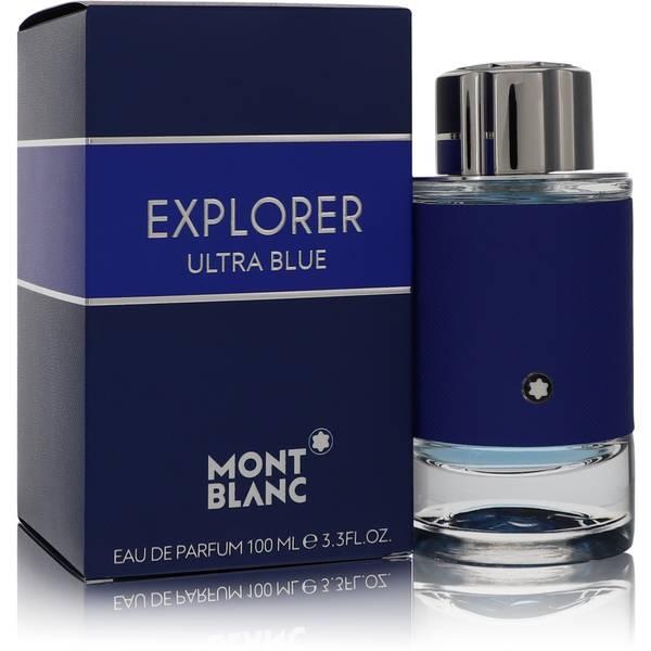 Montblanc Explorer Ultra Blue Cologne by Mont Blanc