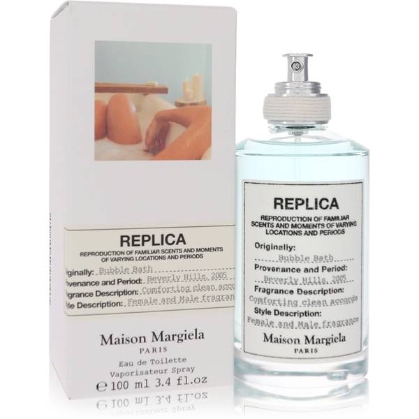 Replica Bubble Bath Perfume by Maison Margiela