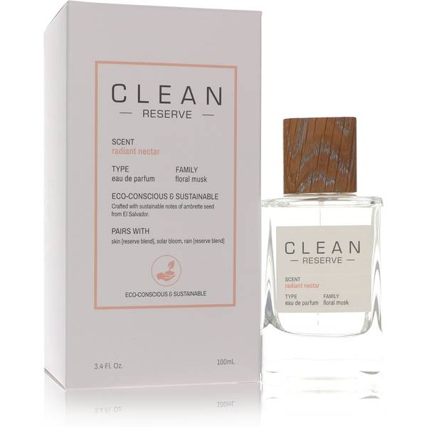 Clean Reserve Radiant Nectar Cologne by Clean