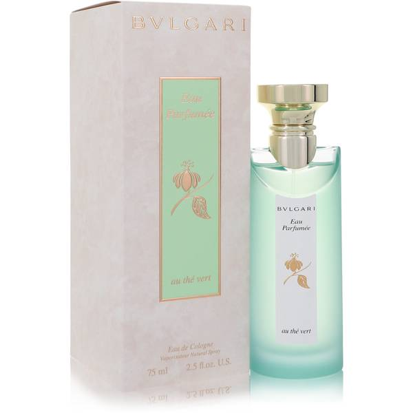 Bvlgari Eau Parfumee (green Tea) Cologne