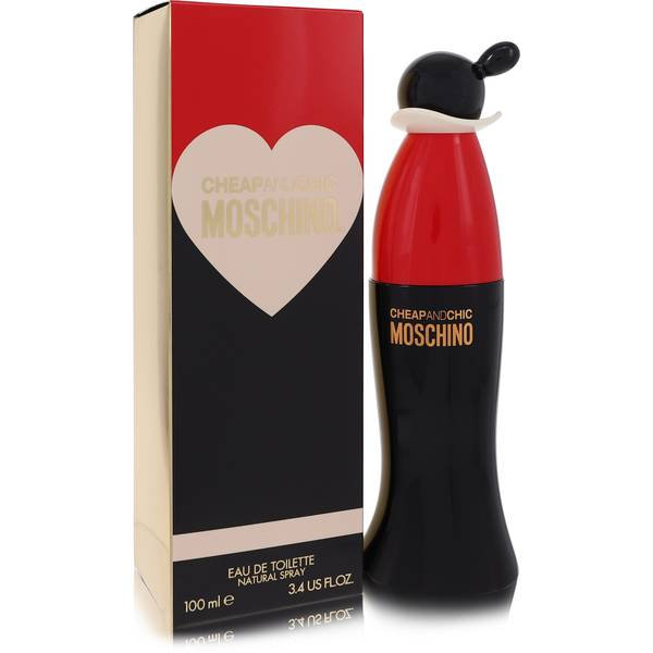 Cheap & Chic Perfume for Women by Moschino