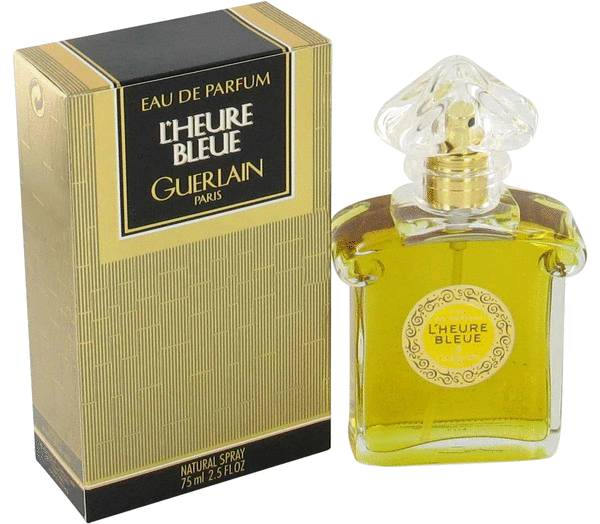 Lheure Bleu Perfume By Guerlain Fragrancexcom