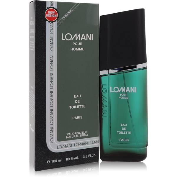 Lomani Cologne