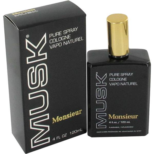 Monsieur Musk Cologne