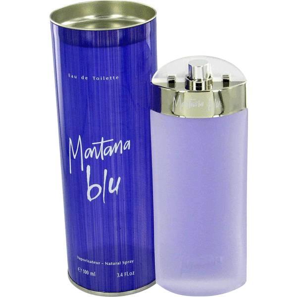 Montana Blu Perfume