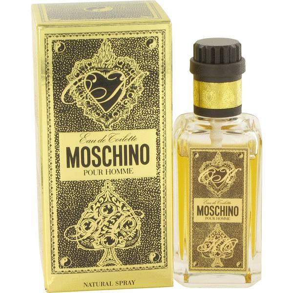 Moschino Cologne