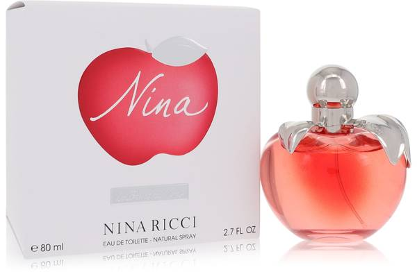 nina perfume for women by nina ricci. Black Bedroom Furniture Sets. Home Design Ideas