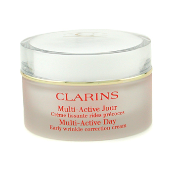 Clarins Skincare 1.7 oz Protection Plus Multi-Active Day Cream - For All Skin Types