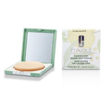 Clinique Make Up 0.35 oz Superpowder - No. 01 Matte Ivory; Premium price due to scarcity