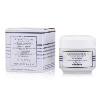 Sisley Botanical Night Cream With Collagen & ...