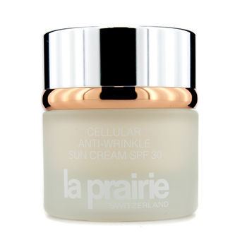 La Prairie Cellular Anti-Wrinkle Sun Cream SP...