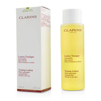 Clarins Toning Lotion Normal to Dry Skin