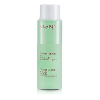 Clarins Toning Lotion - Oily to Combination S...