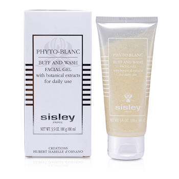 Sisley Phyto- Blanc Buff & Wash Facial Gel (T...