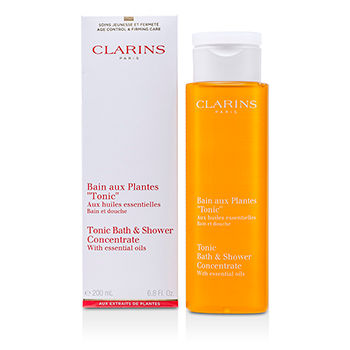 Clarins Skincare 6.7 oz Tonic Shower Bath Concentrate