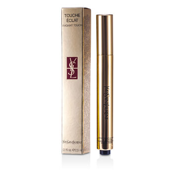 Yves Saint Laurent Make Up 0.1 oz Radiant Touch/ Touche Eclat - #2 Luminous Ivory (Beige)