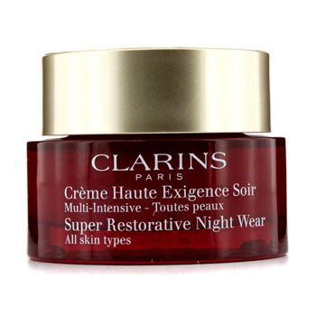 Clarins Super Restorative Night Wear