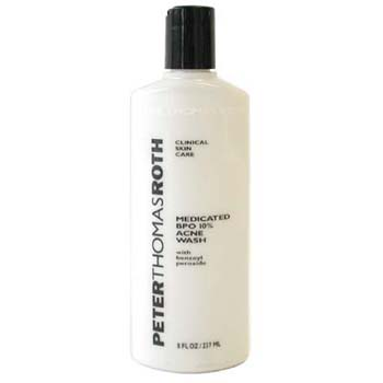 Peter Thomas Roth Medicated BPO 10% Acne Wash