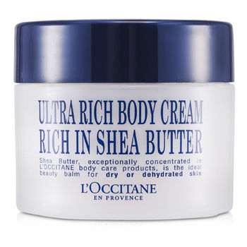 L'Occitane Skincare 7 oz Shea Butter Ultra Rich Body Cream