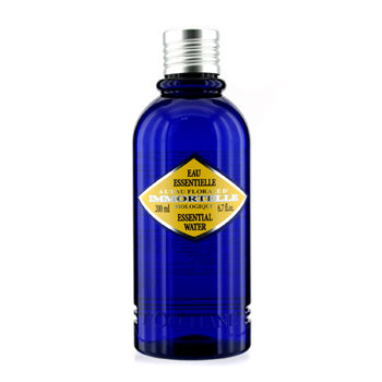 L'Occitane Skincare 6.7 oz Immortelle Harvest Essential Water Face
