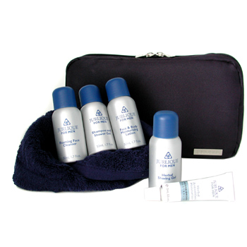 Jurlique Men's Travel Pack: Cleanser+ Moistur...