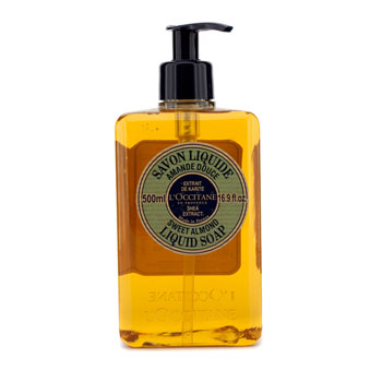 L'Occitane Shea Butter Liquid Soap - Sweet Al...