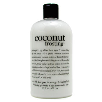 Philosophy Coconut Frosting - Ultra Rich Sham...