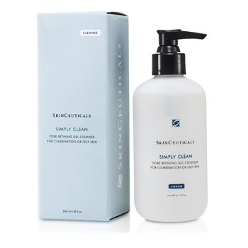Skin Ceuticals Simply Clean Pore Refining Gel...