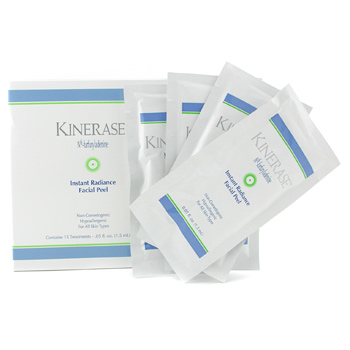 Kinerase Skincare 15 x 0.05 oz Instant Radiance Facial Peel ( For All Skin Types )