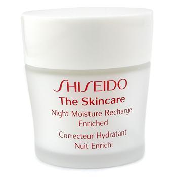 Shiseido The Skincare Night Moisture Recharge...