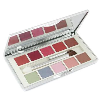 Clinique Lip & Eye MakeUp Palette: 5x Colour ...