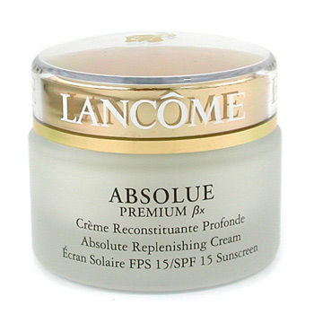 Lancome Skincare 1.7 oz Absolue Premium Bx Advanced Replenishing Cream SPF15 (Made in USA)