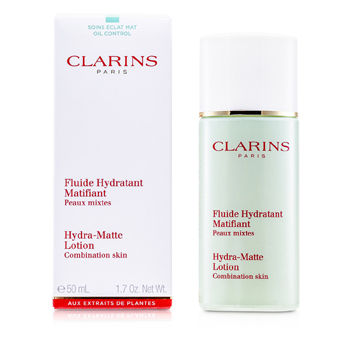 Clarins Skincare 1.7 oz Hydra-Matte Lotion (For Combination Skin)