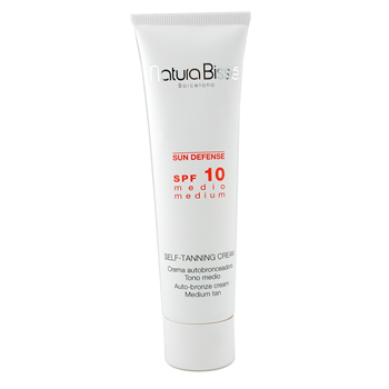 Natura Bisse Sun Defense Self Tanning Cream S...
