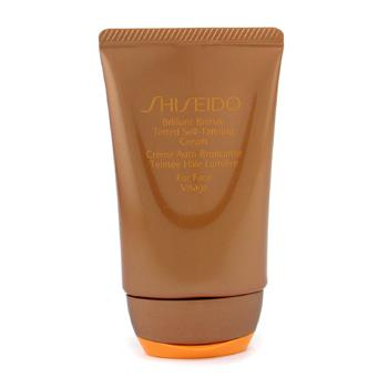 Shiseido Brilliant Bronze Tinted Self-Tanning...