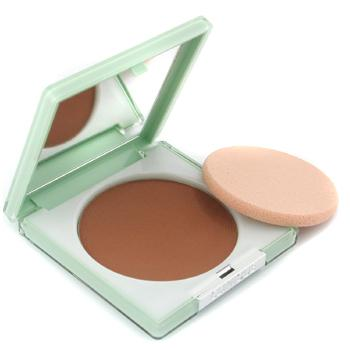 Clinique Make Up 0.27 oz Stay Matte Powder Oil Free - No. 21 Stay Sienna