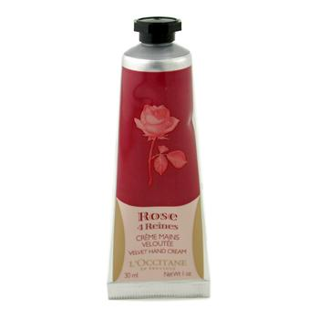 L'Occitane Rose 4 Reines Velvet Hand Cream
