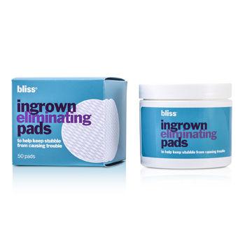 Bliss Skincare 50pads Ingrown Hair Eliminating Peeling Pads