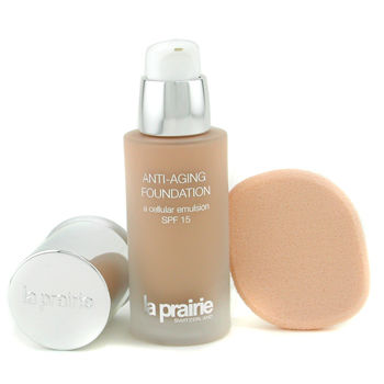 La Prairie Make Up 1 oz Anti Aging Foundation SPF15 - #300